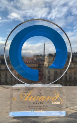 Quantalys awards site